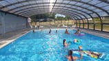 Luxuscamping - Swimmingpool - Frankreich - Mobilheim 3 Schlafzimmer auf o2 Camping