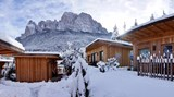 Luxuscamping - WC - Italien - DOLOMITEN LODGE auf Camping Seiser Alm