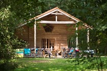 Luxuscamping: Egelantier - Bungalows auf Camping De Roos