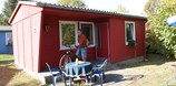 Luxuscamping - Sternberg - Bungalows auf Camping Sternberger Seenland