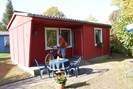 Luxuscamping - W-Lan - Sternberg - Bungalows auf Camping Sternberger Seenland