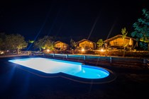Luxuscamping: Pool & Safari-zelten - Boutique camping Nono Ban