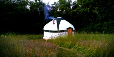 Luxuscamping - Bornholm - Stavehøl Secret Camping