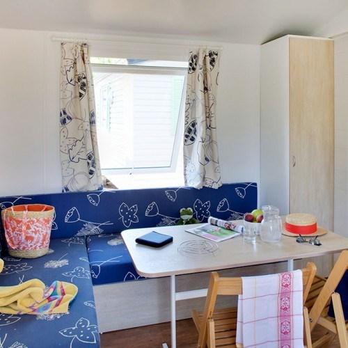 Mobilheim Relax mit Klimaanlage 6 Personen 3 Schlafzimmer von Canvas ...