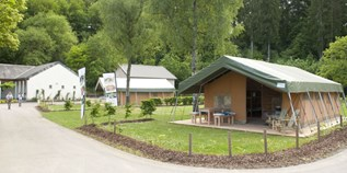 Luxuscamping - Luxemburg - Safarizelte Camping Kaul