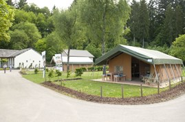 Luxuscamping - Swimmingpool - Ardennes - Parcs Naturels - Safarizelte Camping Kaul