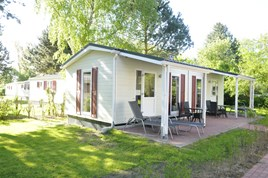 Luxuscamping - Swimmingpool - Ostsee - Mobilheime (Chatel) 2 Personen am Camping- und Ferienpark Wulfener Hals