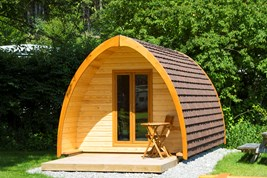 Luxuscamping - Mosel - Pods auf Camping Schenk