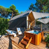 Luxuscamping: Arena One 99 Glamping