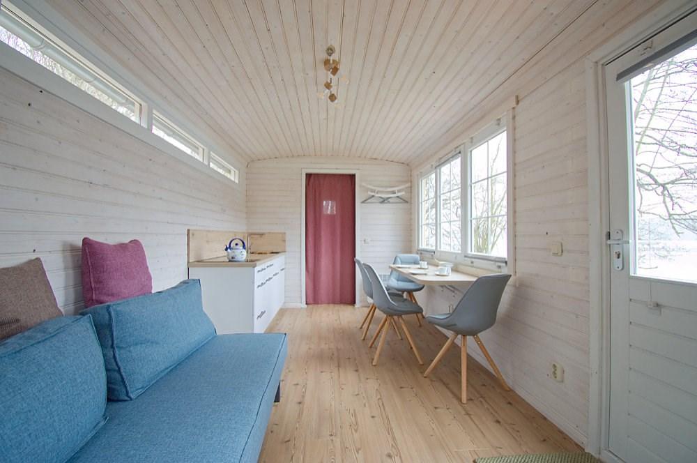 Tiny House Am See Naturcampingpark Rehberge Ihre