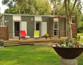 Glampingunterkunft: Cottage Key West Suite 5 - Funny Forest Dorf - Cottage Key West Suite 5 auf Séquoia Parc