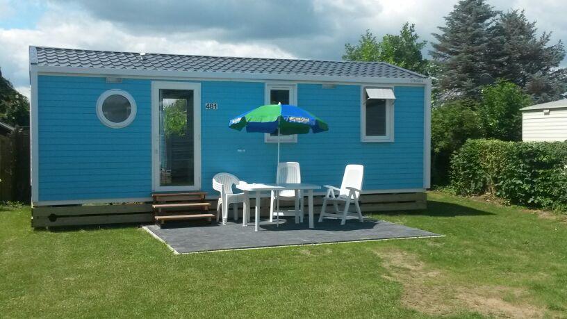 Mobilheim Kaufen Ijsselstrand : Mobilheim p auf camping ijsselstrand ihre glampingunterkunft