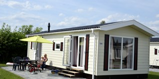Luxuscamping - Swimmingpool - Veluwe - 4 Personen Chalets auf Camping IJsselstrand