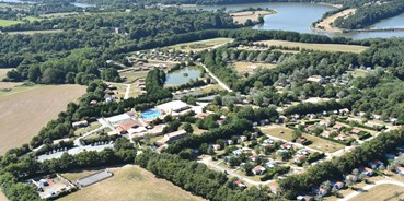 Luxuscamping - Nord - Vendée - Woody Lodge auf Camping Village de La Guyonniere