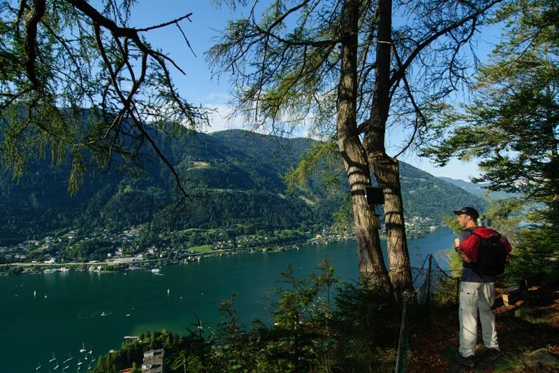 Mobilheime Ossiacher See : Mobilheime mit terrasse am seecamping berghof ihre