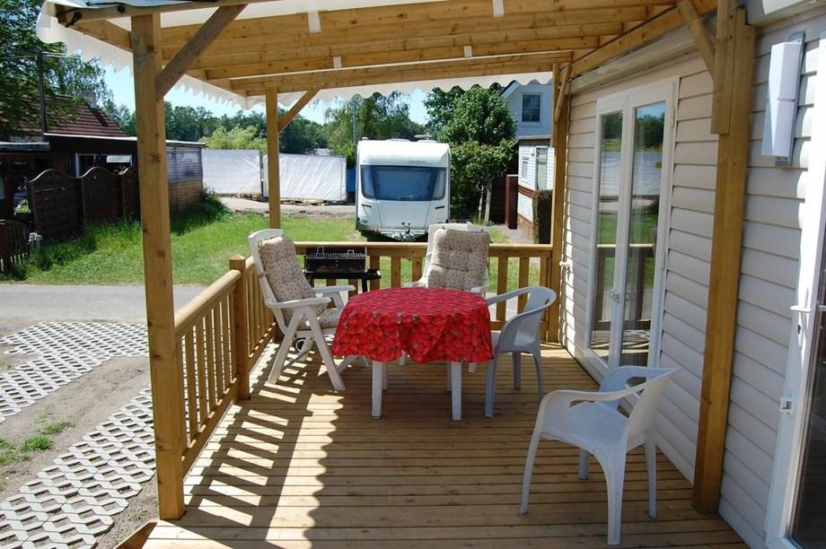 mobilheim kaufen emsland marinapark emstal wohnen am wasser u003eu003e haus nr 23 mobilheim. Black Bedroom Furniture Sets. Home Design Ideas
