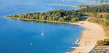 Luxuscamping - Villatent - Villatent Luxe auf Camping Lac D'Orient