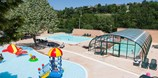 Luxuscamping - Villatent - Villatent Luxe auf Ardeche Camping