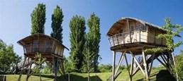 Baumhaus Frankreich baumhaus für 5 personen am cing international maisons laffitte